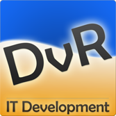 Logo DvR IT Development